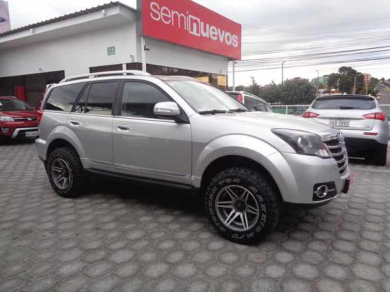 GREAT WALL H5 TURBO 4X4 M/T (2018)