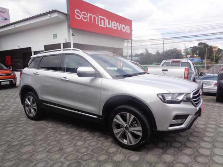 GREAT WALL HAVAL H6 DCT A/T (2018)