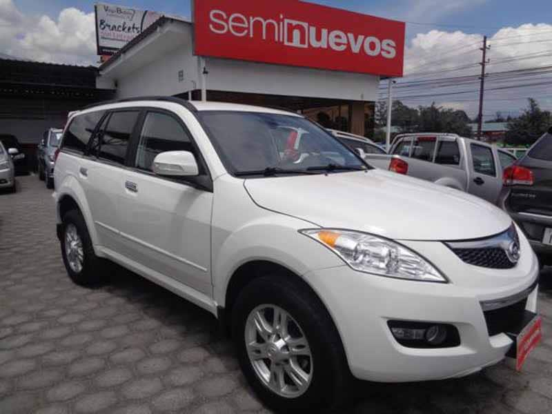 GREAT WALL H5 ELITE 4X2 M/T (2016)