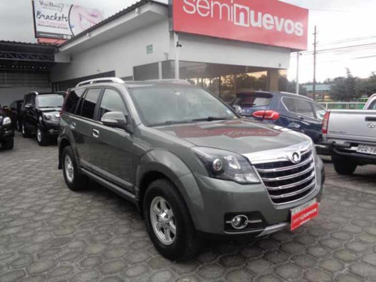GREAT WALL H5 TURBO 4X4 DC M/T (2016)