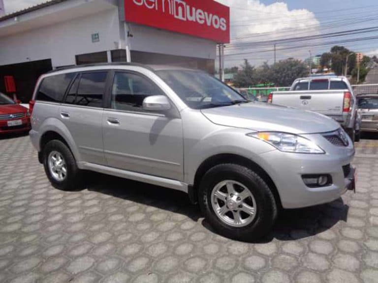 GREAT WALL H5 ELITE 4X2 M/T (2015)