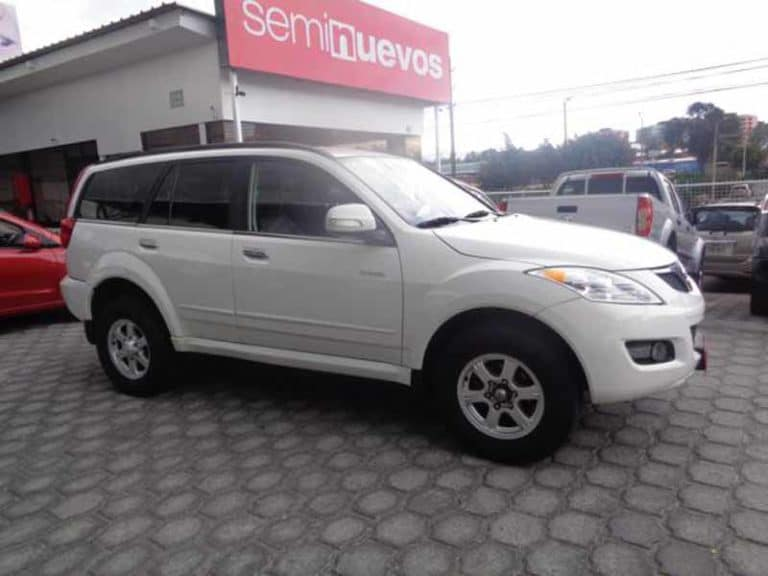 GREAT WALL H5 LUXURY M/T (2014)