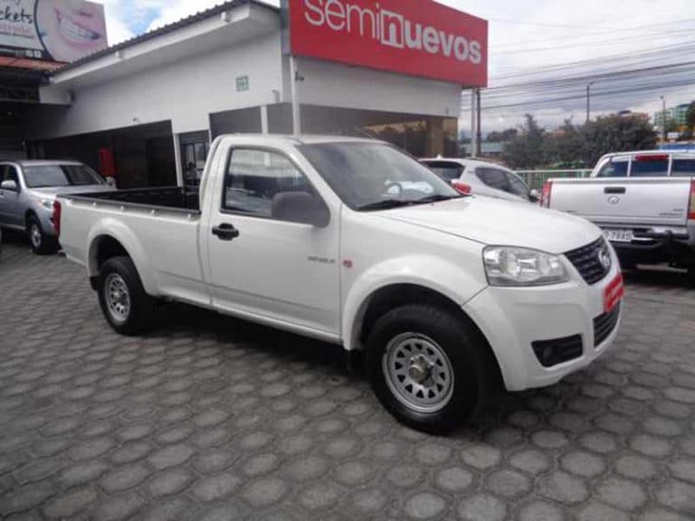 GREAT WALL WINGLE C/S 4X2 M/T DIESEL (2013)