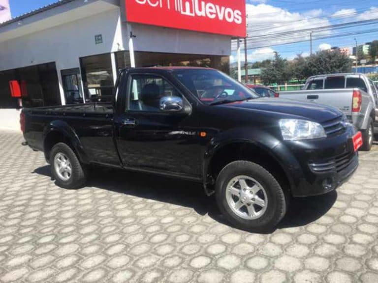 GREAT WALL WINGLE 4X4 C/S GAS M/T (2018)