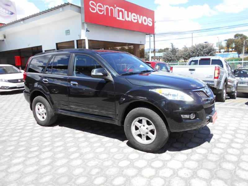 SemiNuevos Ambacar SUV Great Wall H5 Elite M/T (2015), TBE7047