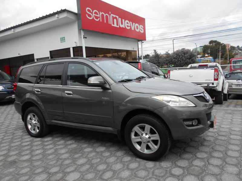GREAT WALL H5 FULL M/T (2012)