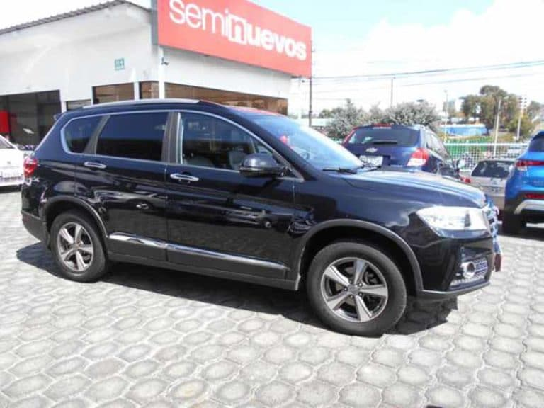 GREAT WALL HAVAL H6 SPORT M/T (2017)