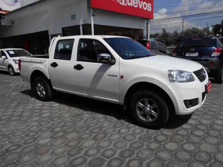 GREAT WALL WINGLE 4X2 DC GAS 2.2CC (2018)