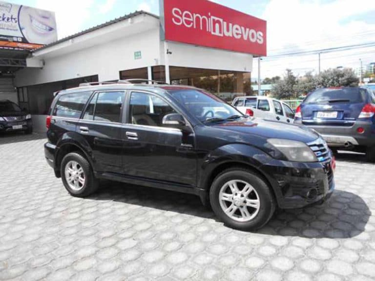 GREAT WALL H3 FULL M/T (2012)