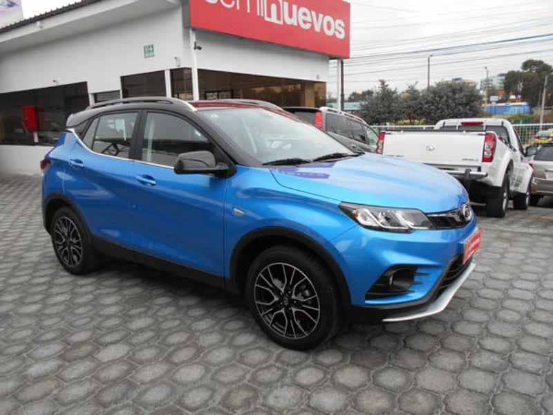 SOUEAST DX3 A/T 1500 TURBO (2019)