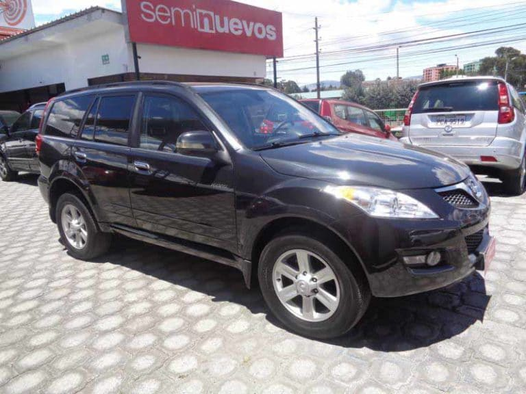 GREAT WALL H5 ELITE M/T (2012)