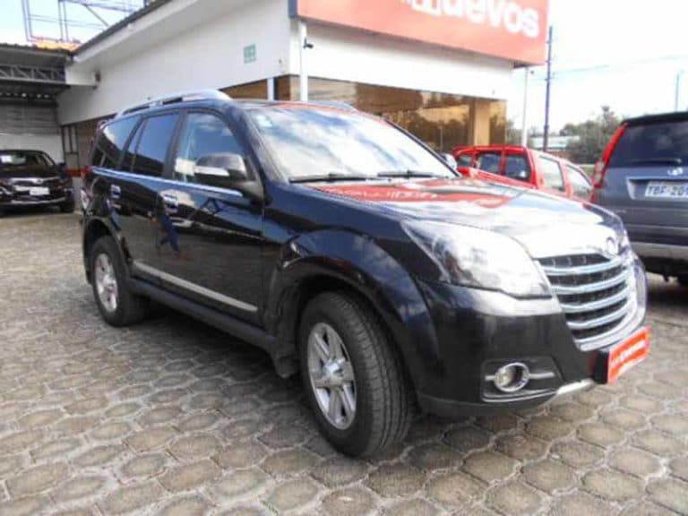 GREAT WALL H5 TURBO 4X4 M/T (2018) PDC6632
