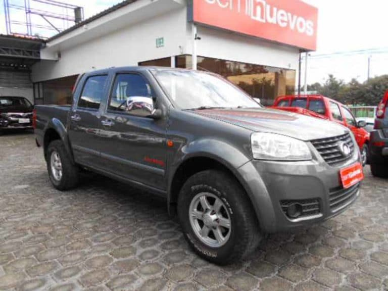 GREAT WALL WINGLE 4X4 DC DIESEL M/T (2014) PCF7193