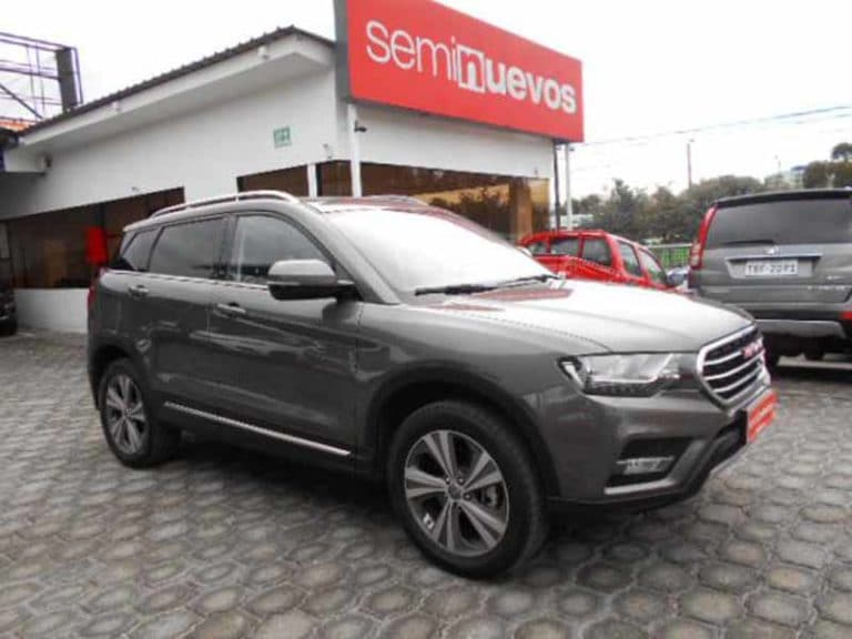 HAVAL H6 DCT 2.0 TURBO A/T (2017) TBF7424