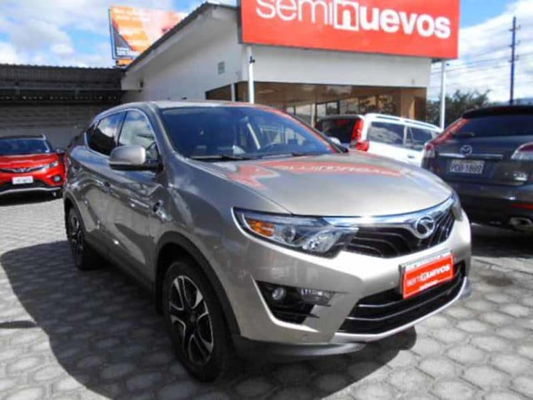SOUEAST DX7 4X2 1.500 TURBO M/T (2019) CONS PDD83
