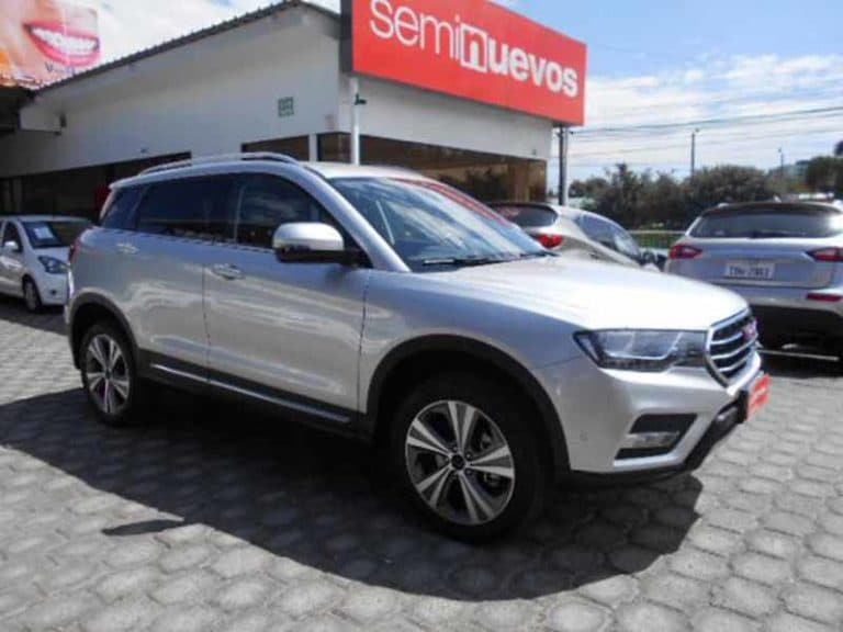 HAVAL H6 DCT COUPE 2.0 TURBO (2018) PCX3504