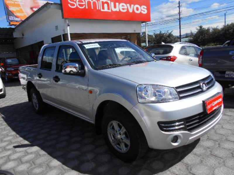 GREAT WALL WINGLE 4X2 DC GAS 2.200CC M/T ( 2019) PDH4269