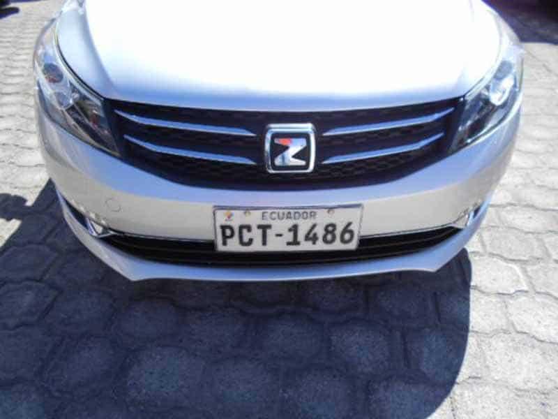 ZOTYE Z500 M/T 1.5CC TURBO (2016) PCT1486