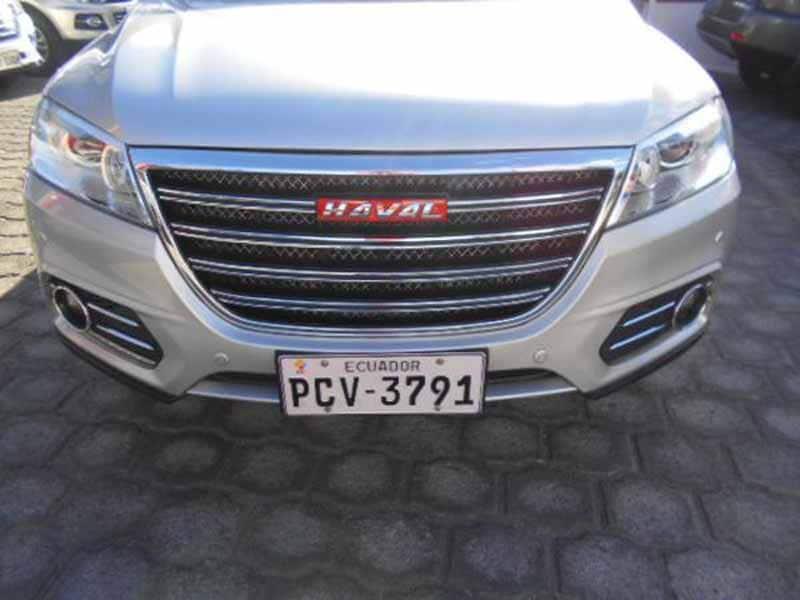 HAVAL H6 A/T 2.4 CC (2018) PCV3791