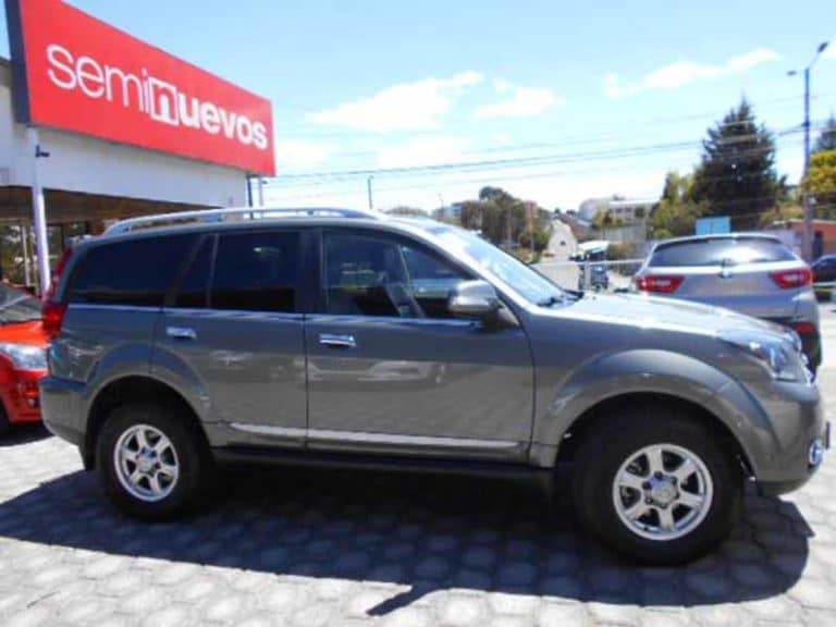 GREAT WALL H5 TURBO 4X4 M/T (2016) CONSIGNACION PCU-26