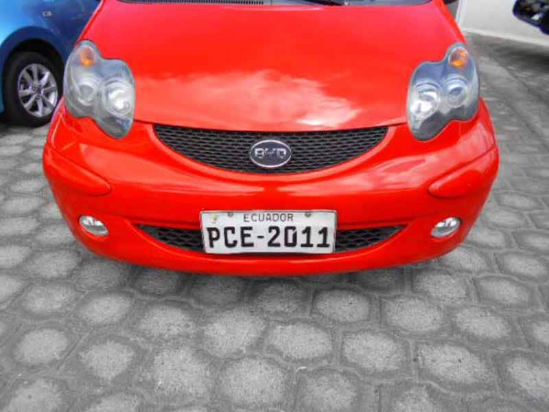 BYD FO M/T (2012) PCE2011