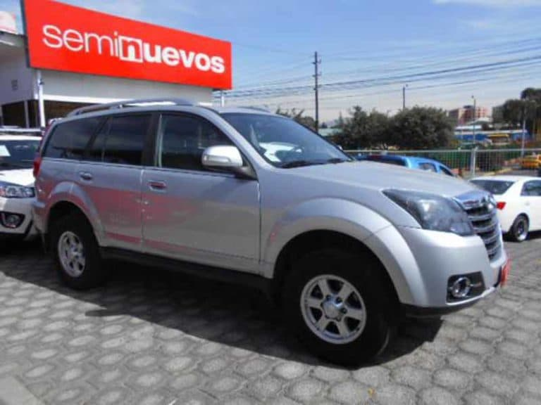 GREAT WALL H5 2.0TURBO 4X2 M/T (2015) PCM1878