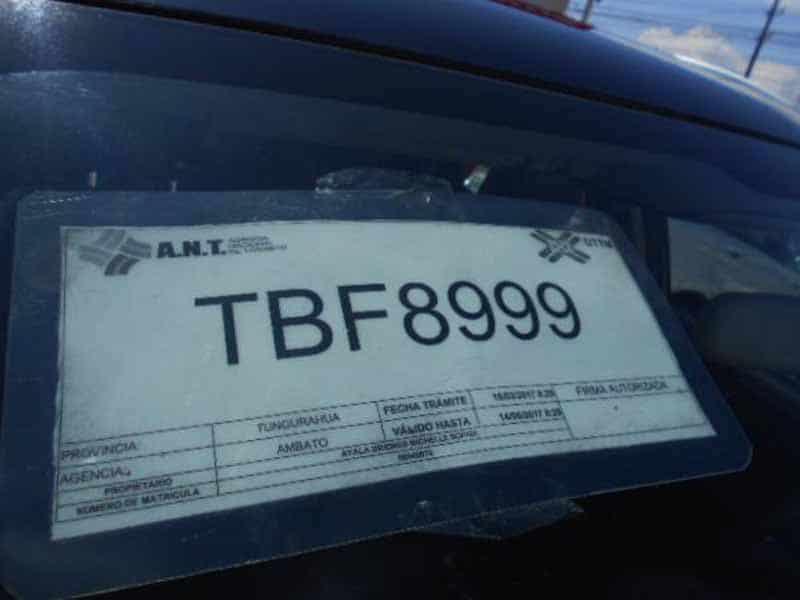 ZOTYE T600 1.5 T M/T (2017) TBF8999