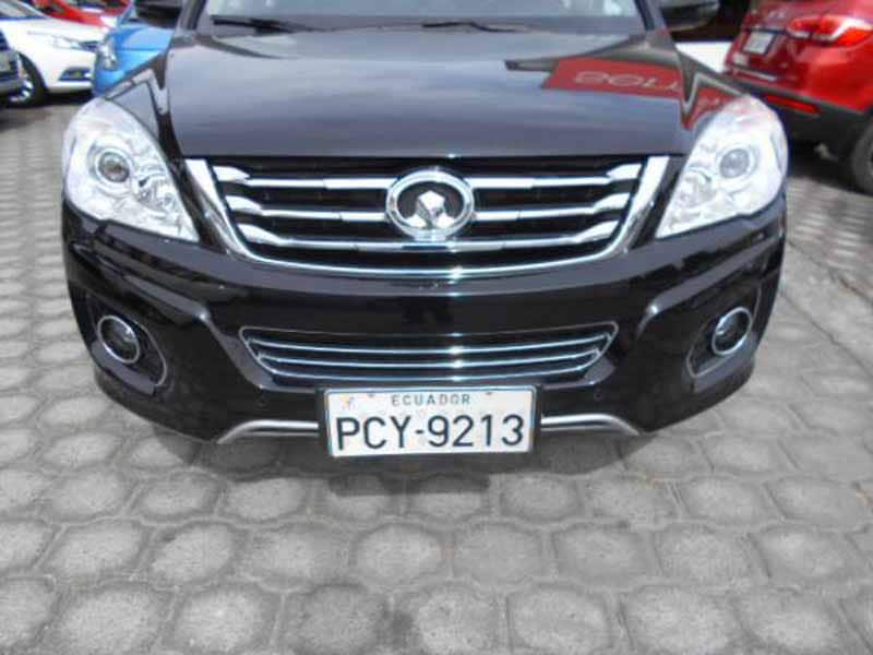 GREAT WALL H6 M/T 1.5 TURBO M/T (2018) PCY9213