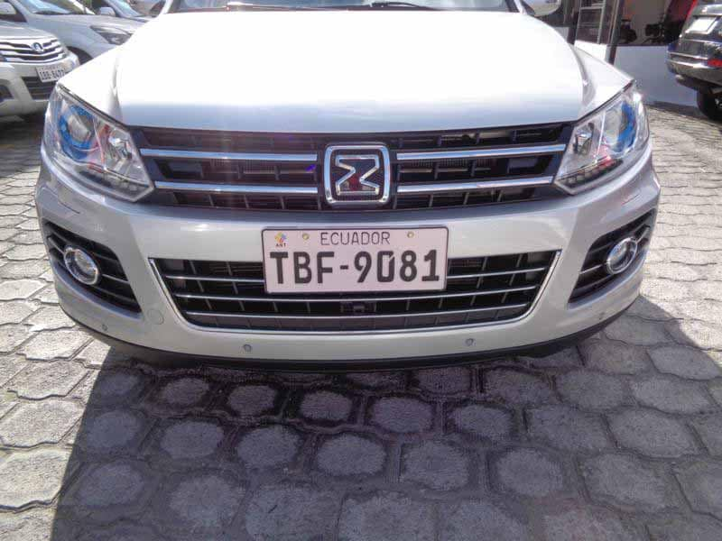 ZOTYE T600 2.0 TURBO M/T (2017) TBF9081