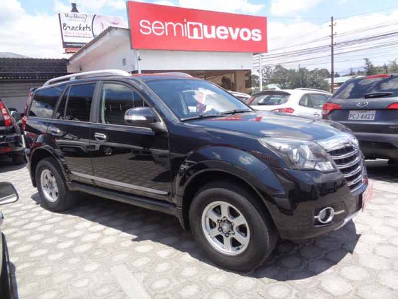 GREAT WALL H5 TURBO 4X2 2.0 TURBO (2015) HBB9798