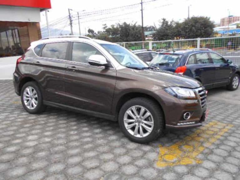 GREAT WALL HAVAL H2 TURBO AC 1.5 5P 4X2 TM(2016) PCP4099