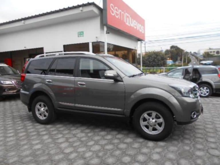 GREAT WALL H5 TURBO AC 2.0 5P 4X2 TM(2016) PCP3378