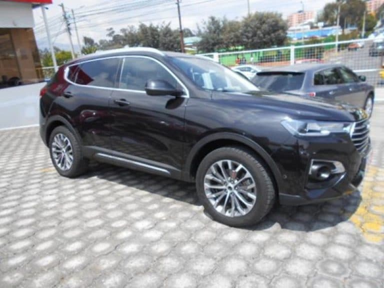 GREAT WALL HAVAL H6 SUPREME TECHO PANORAMICO 2.0 5P 4X2 TA(2019) TBH5210