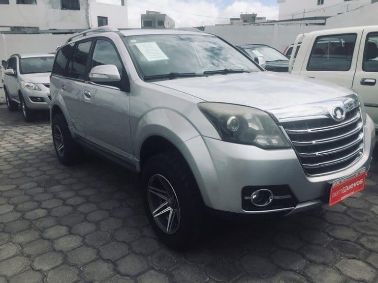 Seminuevos Ambacar - SUV Great Wall H5 turbo 4x4