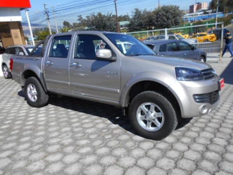 GREAT WALL WINGLE AC 2.0 CD 4X2 TM DIESEL (2019) IBE1389