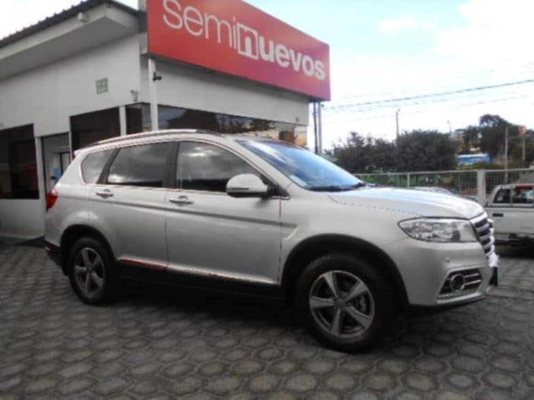 GREAT WALL HAVAL H6 SPORT1.5 4X2 TM (2019) IBE1213