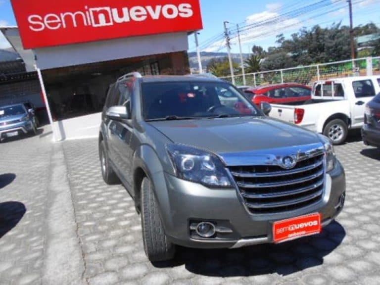 GREAT WALL H5 TURBO 2.0 5P 4X2 TM (2015) PCQ68 CONSG