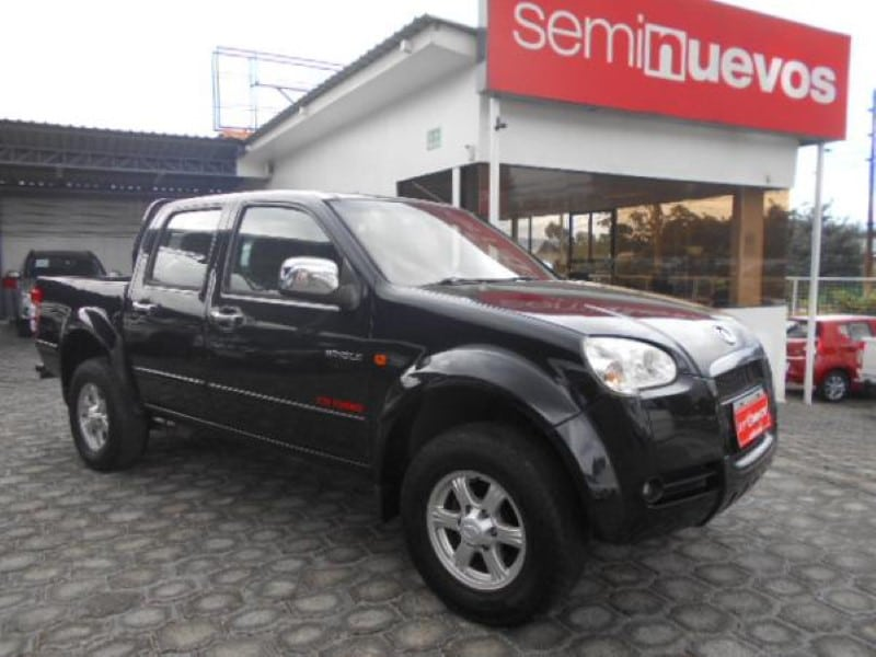GREAT WALL WINGLE CD 4X2 FULL DIESEL 2.8 (2012) PBX5720