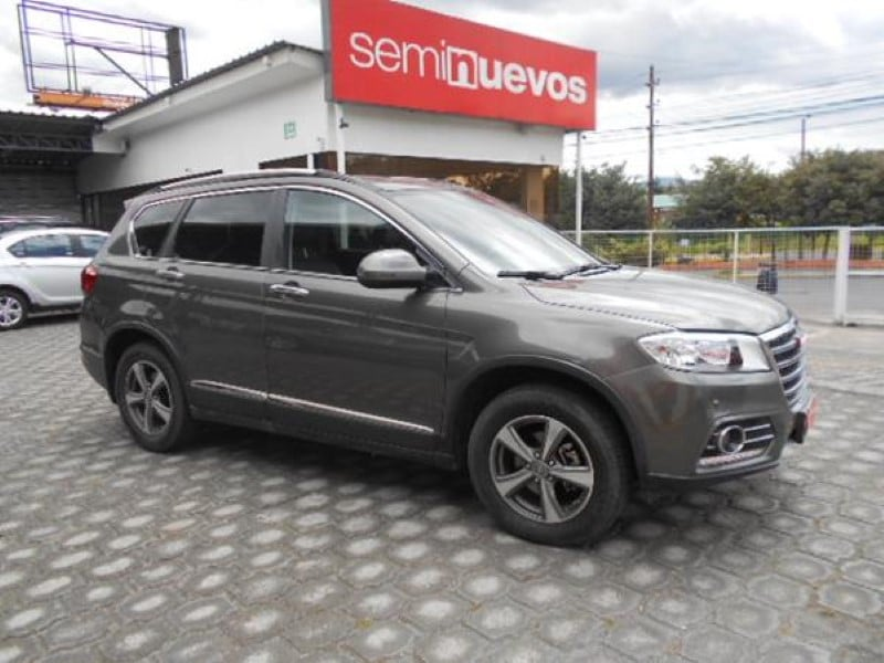 GREAT WALL HAVAL H6 SPORT AC 1.5 5P 4X2 TM (2017) PCU6696