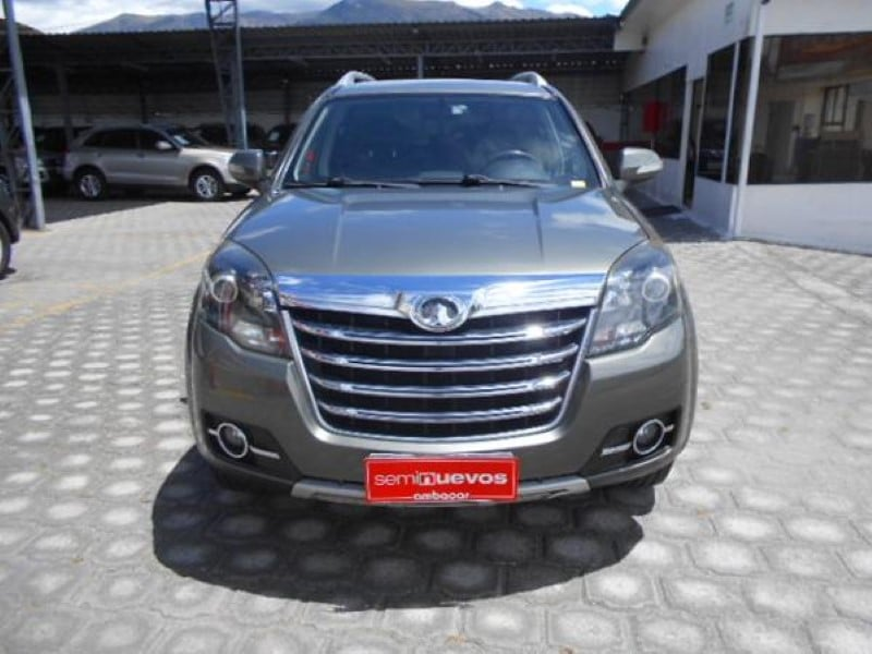 GREAT WALL H5 TURBO AC 2.0 5P 4X2 (2016) PCT2640