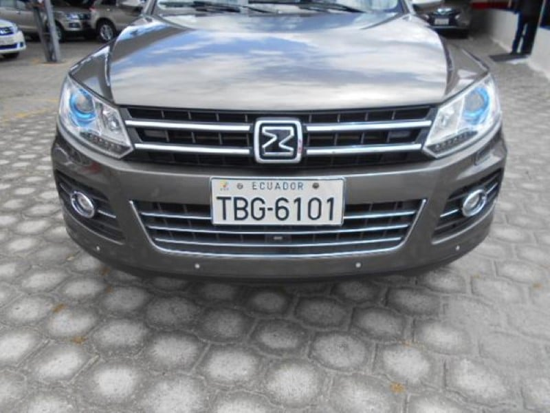 ZOTYE T600 2.0 TM TECHO PANORAMICO 5P 4X2 TM (2018) TBG6101