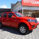GREAT WALL WINGLE STEED 2.4CC GAS 4X2 DC M/T (2020) PDN-961 CONSIG