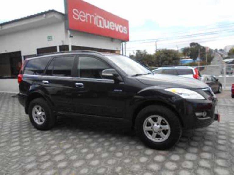Seminuevos Ambacar - SUV Great Wall H5 luxury
