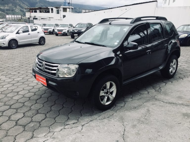 Renault Duster 1.6 Full 2013 - PCH5371