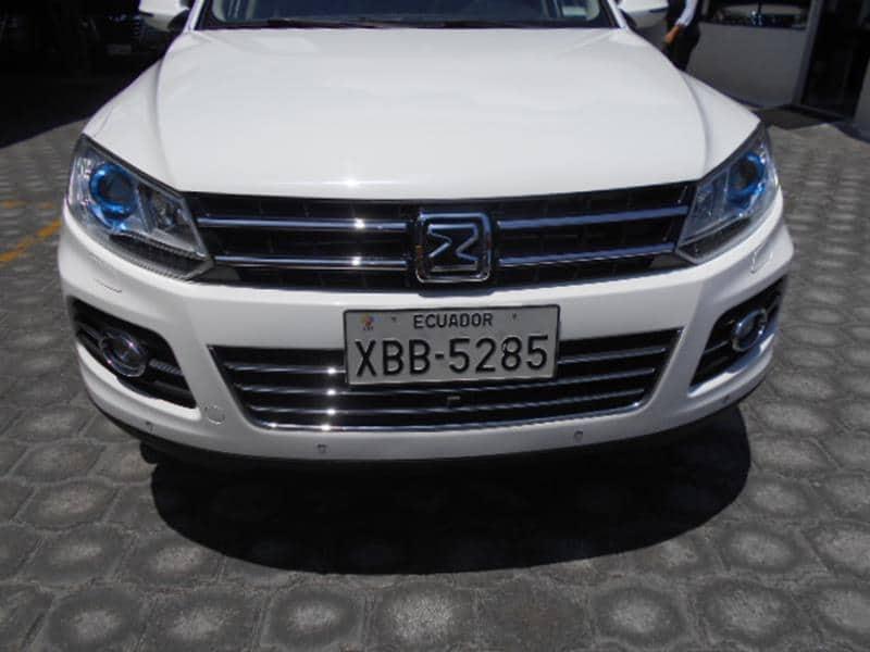 Zotye t600 royal m/t 2.0 turbo - 2019