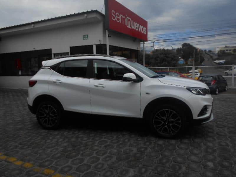 Soueast Dx3 srg 1.5 turbo m/t - 2019