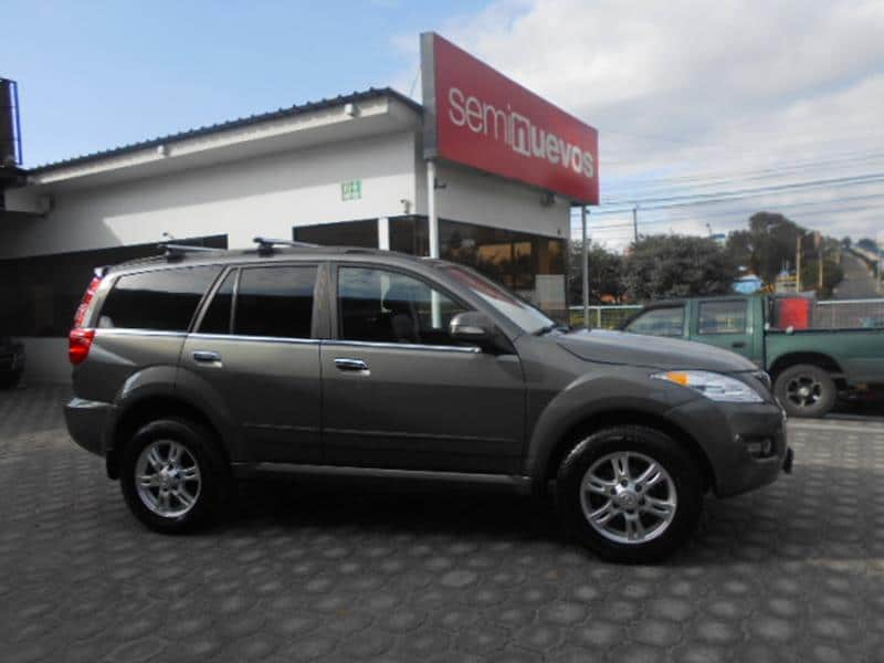 Great Wall h5 elite m/t -2016