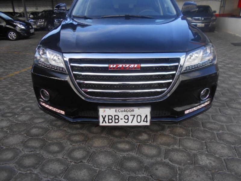 Haval H2 luxury 1.5 turbo m/t -2018