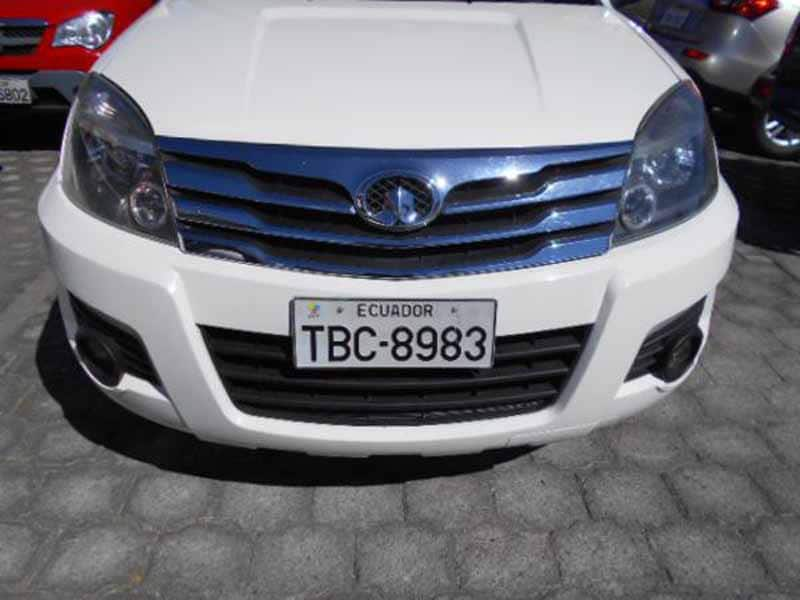 Great Wall H3 full m/t - 2013