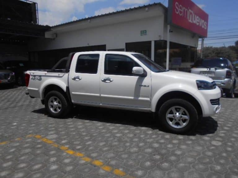 Great Wall Wingle 4x4 dc diesel 2.0cc TDI -2019